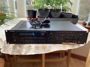 Roland JV1080 Synth Sound Module Good Working Condition