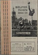 More details for belper town v heanor town 1953