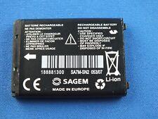 Original Sagem VS4 SA7M-SN2 Akku ACCU Ersatz Batterie Battery Li-ion Made Europa