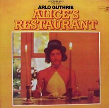ARLO GUTHRIE Alice's Restaurant LP