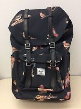 Herschel Supply Company Little America Backpack Black Birds