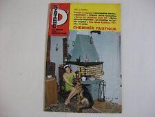 SYSTEME D N°277 FEVRIER 1969 POMPE A MAZOUT CHEMINEE RUSTIQUE ECRAN RADIATEUR R4