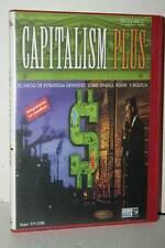 CAPITALISM PLUS GIOCO USATO BUONO STATO PC CD ROM VERSIONE SPAGNOLA GD1 49142