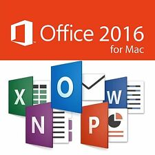 Microsoft Office 2016 for Mac – Home and Business