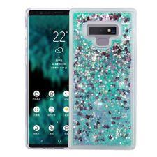 for Samsung Galaxy Note 9 Quicksand Liquid Glitter Skin Case Cover+PryTool