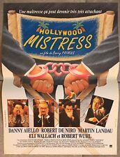 Affiche HOLLYWOOD MISTRESS Barry Primus ROBERT WUHL Martin Landau 40x60cm *