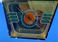 ROCKOLA CD JUKEBOX SYBERSONIC 7000 UPER FRONT ROCK-OLA EMBLEM