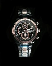 Imported Casio Edifice efr-539bkg-1av (EX220) Chronograph Men's Watch
