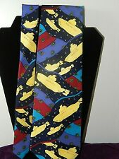 "The Beatles Yellow Submarine Vintage Tie 1991 Silk 57 "" Apple Corps limited"