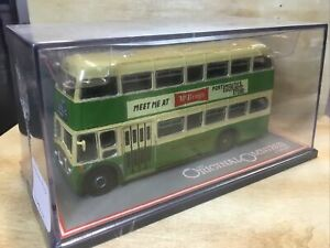 CORGI OOC 41909 LEYLAND PD3 (QUEEN MARY) SOUTHDOWN MOTOR SERVICES, 1/76, Mib