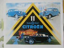 Illustration Citroën § citroen traction &