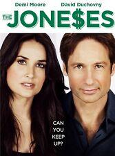 The Joneses. Widescreen Edition. DVD (2010) Demi Moore & David Duchovny.