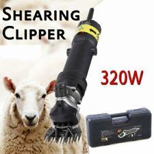 Iglobalbuy 320w Machine Tondeuse Professionnel de Moutons Chèvres Flammes Alpaca
