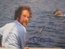 Richard Dreyfuss Signed Jaws 8x10 Shark Photo - Jsa Coa