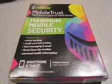 StrikeForce Technologies MobileTrust Keystroke Encryption Software box damage