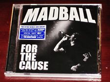 Madball: For The Cause CD 2018 Bonus Track Nuclear Blast Recs USA NB 3682-2 NEW