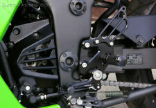 Kawasaki NINJA 250R 08-12 SATO Racing Rear Sets Foot Pegs