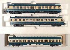 Fleischmann 4434 + 4436 Diesel-Triebzug H0 mit OVP