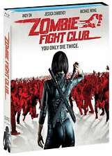 New: ZOMBIE FIGHT CLUB Blu-ray