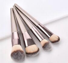Fundación Kabuki Cepillos Pincel De Maquillaje Crema Líquida en polvo, Contorno, Resaltar