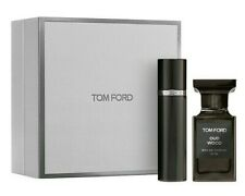 TOM FORD OUD WOOD PERFUME 2 PIECE Gift SET 50 ml + 10 ml travel spray (FREE SHIP