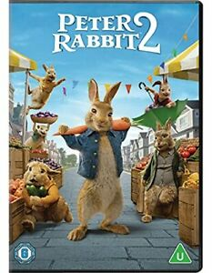 Peter Rabbit 2 [DVD] [2021] - DVD  YXVG The Cheap Fast Free Post