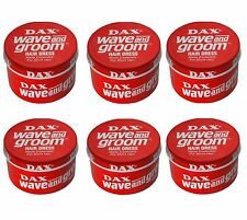 6 x Dax Wax Red Wave and groom barattolo 99g