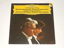 DGG DIGITAL - Krystian Zimerman - Piano - LP - SCHUMAN - GRIEG - Concertos