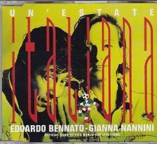Edoardo BENNATO ONU 'estate italiana (1990, & Gianna Nannini) [Maxi-CD]