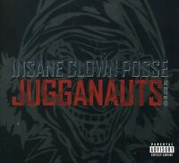 Insane Clown Posse - Jugganauts: The Best of Icp [New CD] Explicit, Rmst
