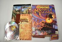 Curse of Monkey Island (PC, 1997) Lucasarts Highly Collectible Big Box