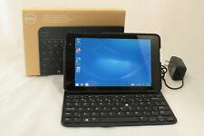 "Dell Venue 8 Pro 3845 32GB 8"" Tablet Computer (Z3735G, 1GB o RAM) +keyboard case"