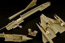 Brengun Models 1/144 MIKOYAN MiG-21 MF/MFN Photo Etch Update Set