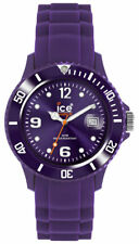 Ice-Watch Ice-Winter Sili Collection Silicone Grape Mens Watch SW.GE.B.S.11