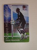 Magnet avec Relief Steve Mandala équipe de France de Football