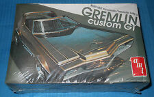 Vintage AMT Gremlin Custom GT T221 Factory Sealed 1/25 Scale-Model Car Swap Meet