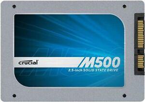 "Crucial M500 960GB SATA 2.5"" CT960M500SSD1 Internal Solid State Drive SSD"