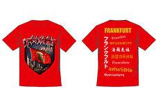 TANKARD Frankfurt - T-Shirt - Plus Sizes XXXXXL 5-XL Oversize Übergröße 5X