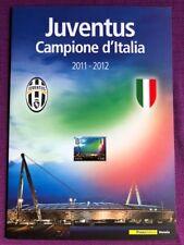 ITALIA - FOLDER 2012 - JUVENTUS CAMPIONE D'ITALIA 2011-2012 RARISSIMO