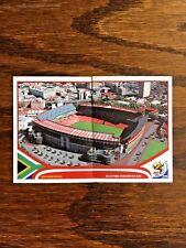 ELLIS PARK STADIUM PANINI STICKERS, WORLD CUP SOUTH AFRICA 2010 #SA10-11