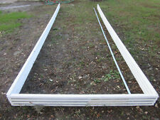 Pgt Tracks with 3 rails for Sliding Glass Doors new with metal drain cover