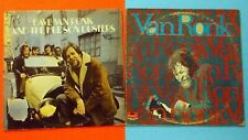 DAVE VAN RONK Lot x2 LP Self Titled & Hudson Dusters 1967/71 ECLECTIC MUSE #5018