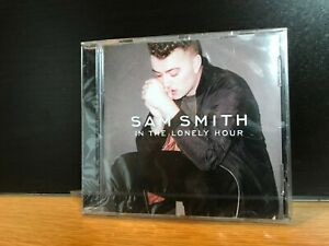 Sam Smith In the Lonely Hour Brand new sealed CD 2014