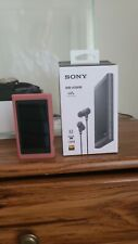 Sony Walkman A Series32Gb Nw-A56Hn Audio Player HiRes Black(excellent condition)