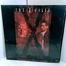 X-Files Laserdisc Episodes 2x20 & 2x25 (PRISTINE CONDITION)