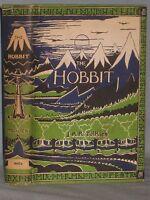 1966 BOOK THE HOBBIT BY J. R. R. TOLKIEN