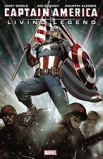 Captain America : Living Legend (2014, Paperback)