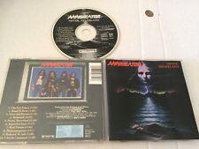 ANNIHILATOR never neverland CD 1990 Roadrunner Records – RR 9374-2
