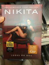 Nikita: The Complete First Season (DVD, 2011, 5-Disc Set, Widescreen) *NEW*