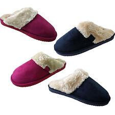 Unbranded Scuffs Standard Width (D) Slippers for Women